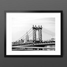 ART PRiNT 'Manhattan'