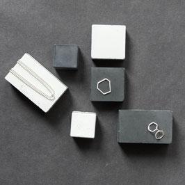 Concrete Prism Set, No76