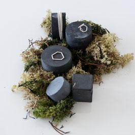 Dark Jewellery Display Set of 5
