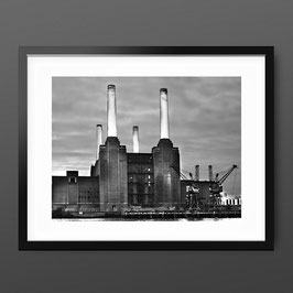 ART PRiNT  'Battersea Power Station'