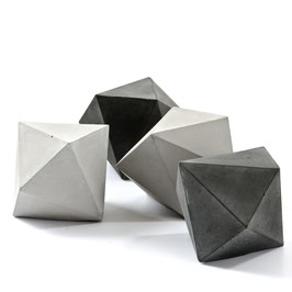 Concrete Trigonal Dodecahedron
