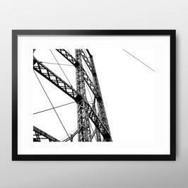 ART PRiNT 'Gas Holder'