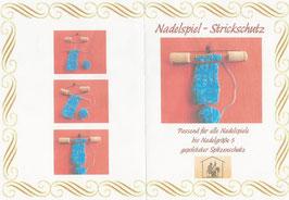 Nadelspiel - Strickschutz