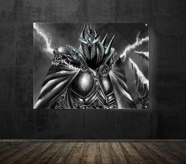 The Lich King - version sous plexiglass