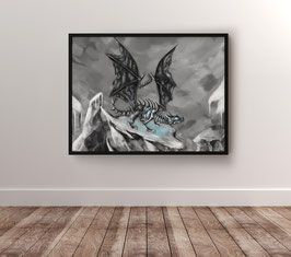 Sindragosa - version papier brillant 265g/m²