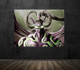 Demon Hunter - version sous plexiglass