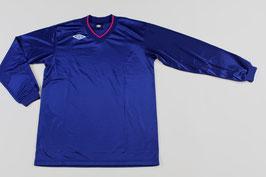アンブロ 長袖ゲームシャツ ¥2,600 UAS6300L  (454F)