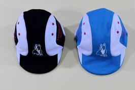 サッカージャンキー ジュニアキャップ ¥1,900 SJ17565  (310Fホワイト、Gブルー)