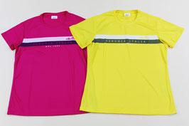 エレッセ レディスTシャツ ¥1,600 EW17166E (542Qマゼンダ、Rレモン)