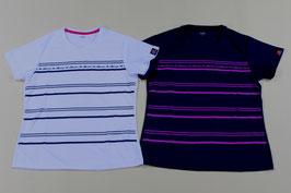 エレッセ レディスTシャツ ¥1,600 EW17160E (133Hホワイト、Iネイビー)