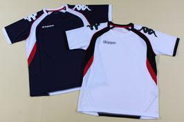 カッパ プラクティスシャツ ¥1,600 KF612TS01 (412Qホワイト)