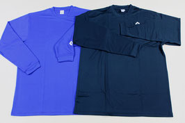コンバース 長袖Tシャツ ¥1,000 CB14302E  (24Pブルー、Nグリーン)