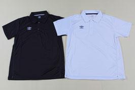 アンブロ ポロシャツ ¥1,900 UCS7656 (429Aホワイト)
