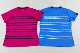 エレッセ レディスTシャツ ¥1,600 EW17160E (552Fマゼンダ、Gアクア)