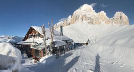 Exklusive Ski-Opening Reise mit Übernachtung auf 2.300 m in der Friedrich August Hütte am 06.-09. Dez. 2020 (siehe Originalfotos links)