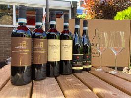 Italiaanse wijnbox
