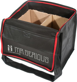Mr. Serious 12x Can Bag