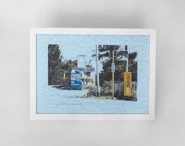 Kunstdruck: The Automated Landscape von Leopold Lenzgeiger