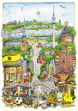 Das Dortmund-Plakat