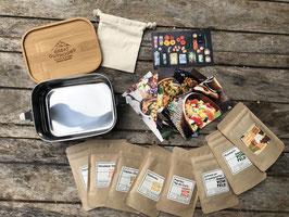 Outdoor Gewürzbox - Rauszeit Set