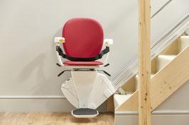 Aktionspreis - Treppenlift neu (gerade Treppen) - 120kg