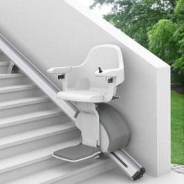Außen-Treppenlift - gerade Treppen