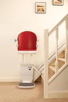 Steh-Treppenlift (gerade Treppen)