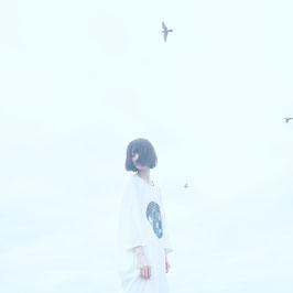 0658 ×  sou-mu 真夜中の(ロング)プルオーバー 白