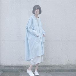 春空のスプリングコート Blue