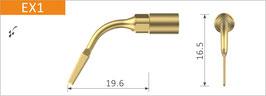 EX1 - Verwendbar mit MECTRON-Antriebseinheiten
