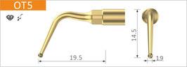 OT5 - Verwendbar mit MECTRON-Antriebseinheiten