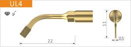 UL4 - Verwendbar mit MECTRON-Antriebseinheiten