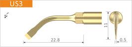 US3 - Verwendbar mit MECTRON-Antriebseinheiten