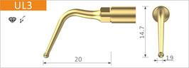 UL3 - Verwendbar mit MECTRON-Antriebseinheiten