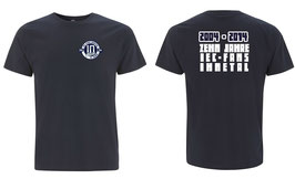 "T-Shirt ""10 Jahre IEC-Fans Ihnetal"" (dunkelblau)"