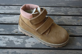 BOOT 101 taupe/rosa