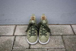 SNEAKER HIGH olive