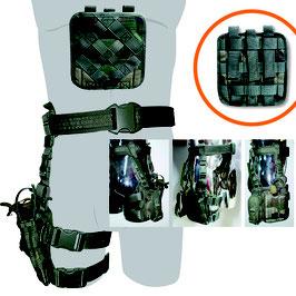 kit holster réglementaire nouveau modèle