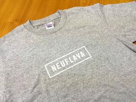 NEUFLAVA Tシャツ(グレー)