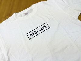 NEUFLAVA Tシャツ(ホワイト)