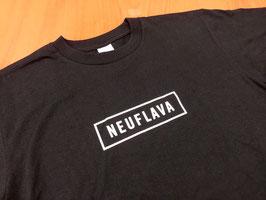 NEUFLAVA Tシャツ(ブラック)
