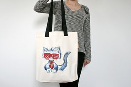 denkefair-Bag 'TOO COOL TO ROAR'