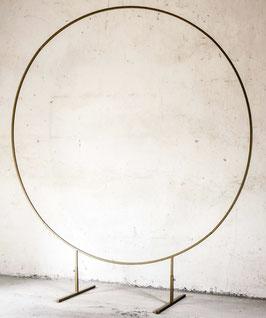 Traubogen Gold Kreis