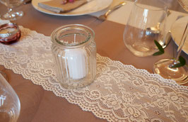 Tischläufer Spitze Vintage
