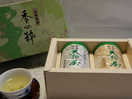 【通販商品】缶詰茶ご贈答セット