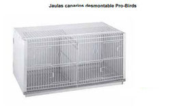 Jaulas canarios desmontable REF: 238