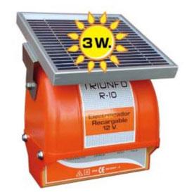 PASTOR TRIUNFO R-10 CON PLACA SOLAR REF: PA-116