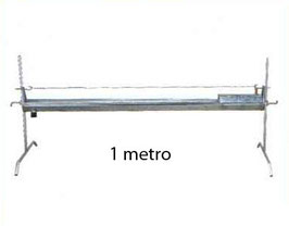 BEBEDERO PARA AVES AUTOMATICO LINEAL 1 METRO REF PER-313