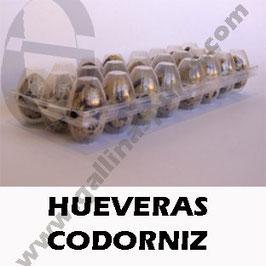 HUEVERAS HUEVOS CODORNIZ REF HUE-002