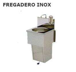 FREGADERO INOX